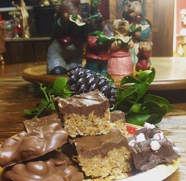 easy Christmas baking