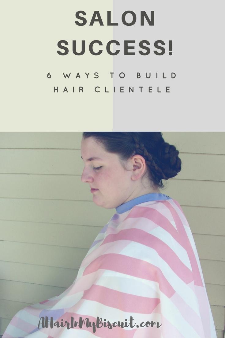 build hair clientele