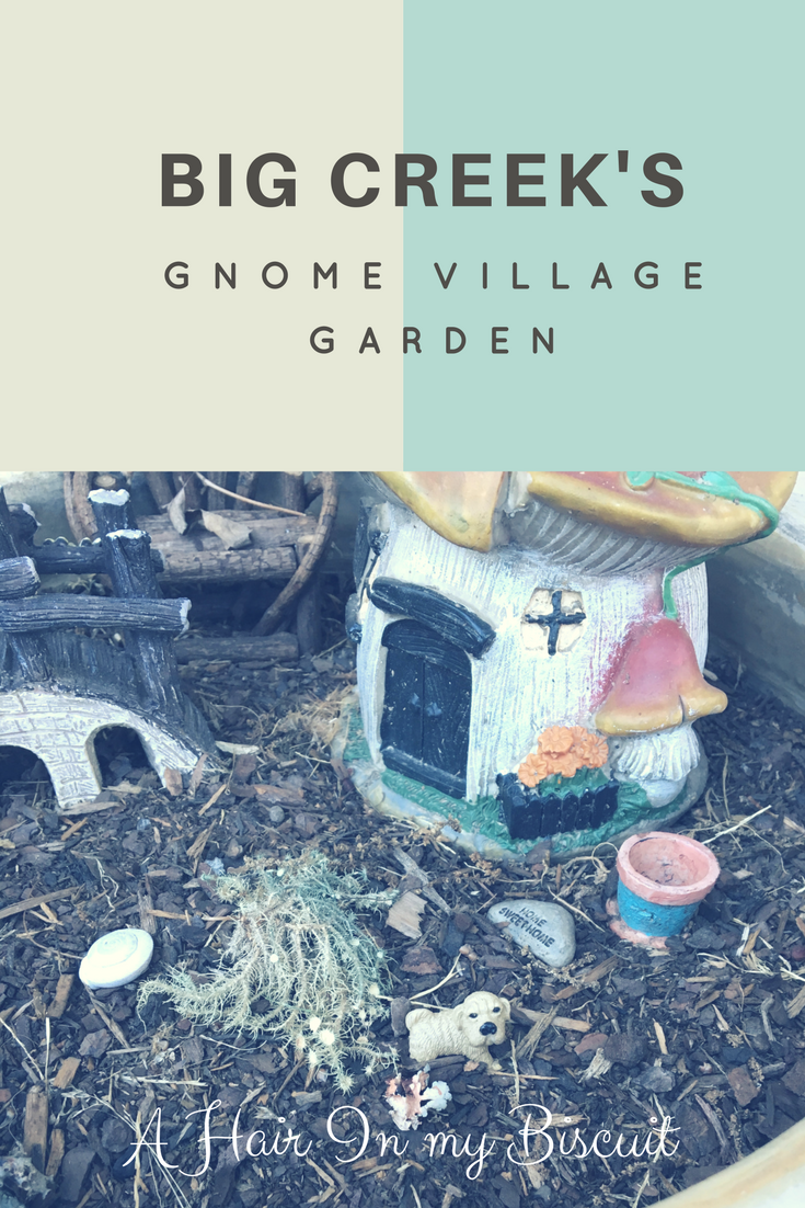 gnome garden decor